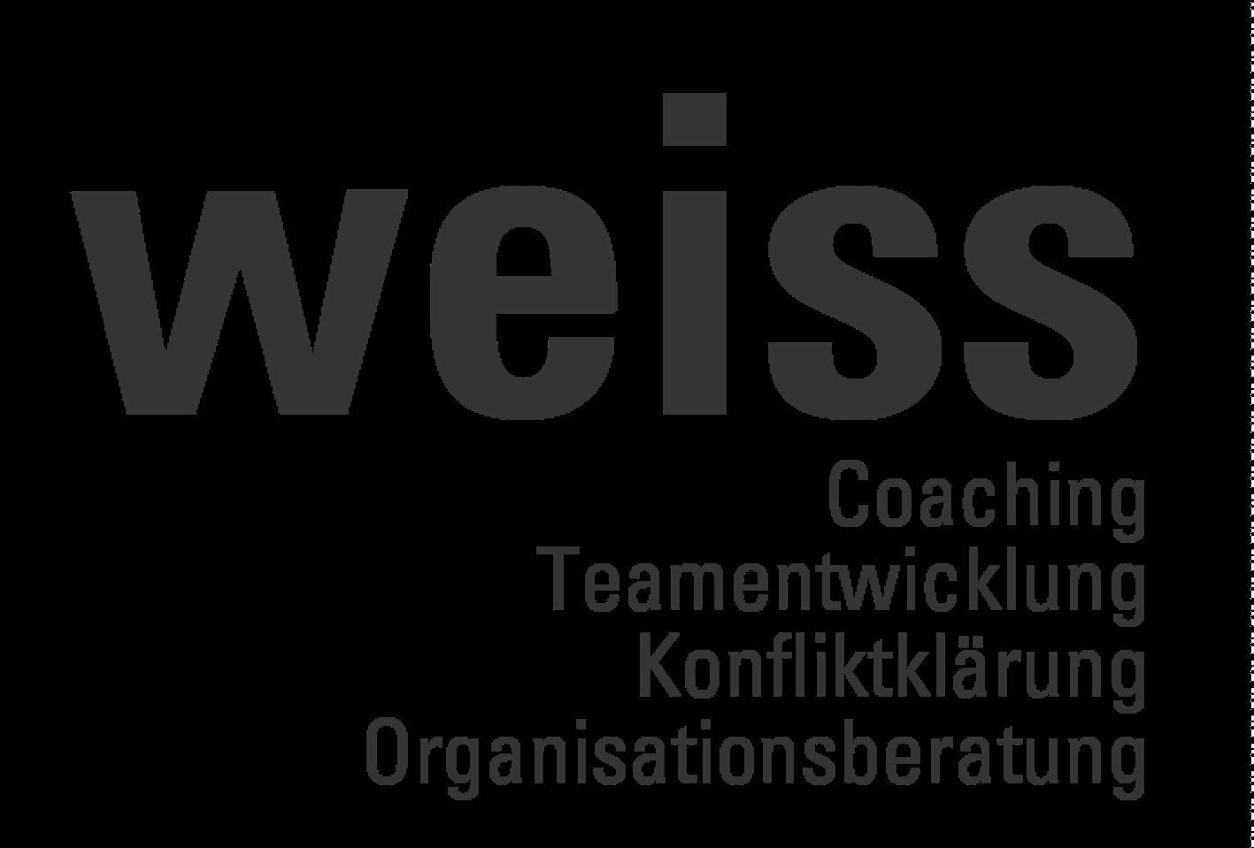 Coaching Zürich • weiss Entwicklung, Führung, Karriere, Laufbahn